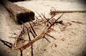 The cross,the crown,the thorns