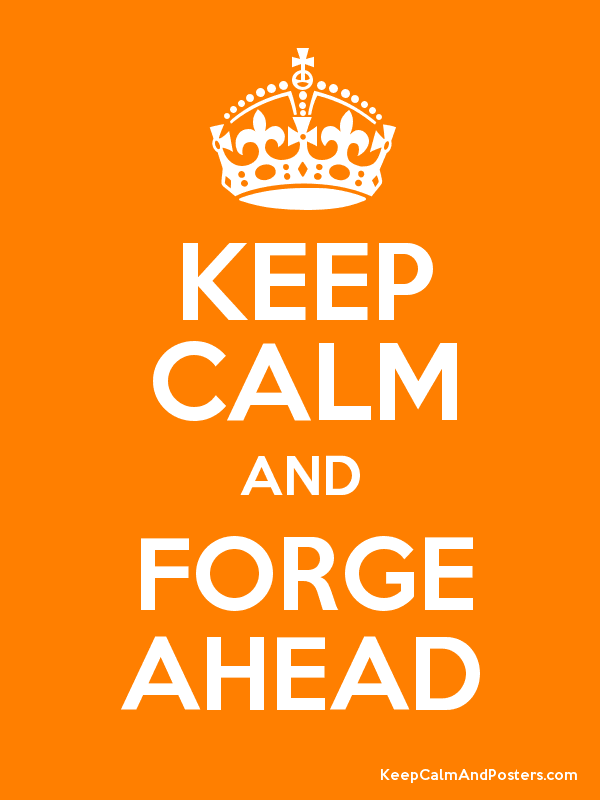 forge ahead 1