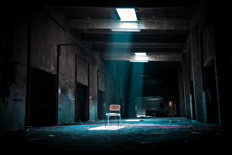 emptyspacechair