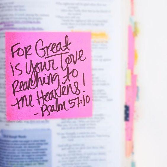 psalms 57