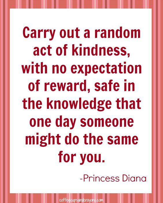kind act